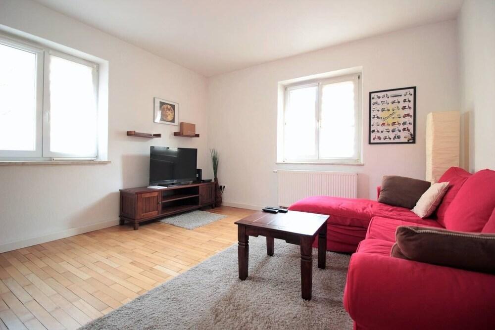 Charmante 3 Zimmerwohnung mit Stellplatz