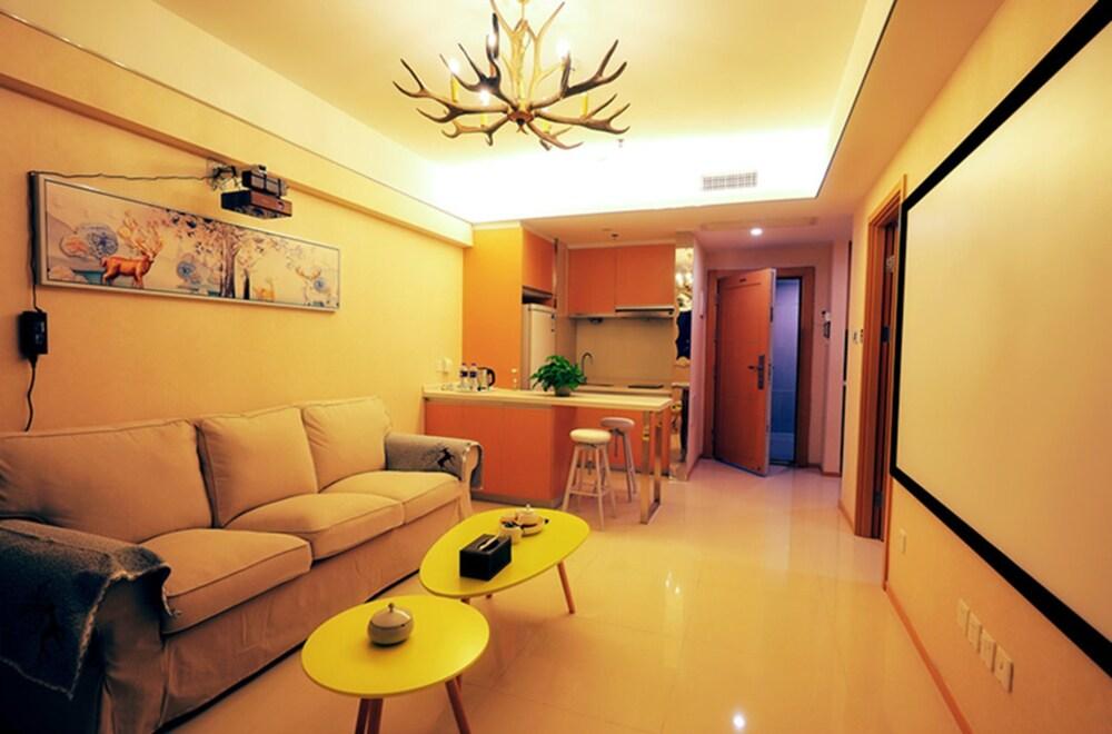 Si Mu Tou Ying Suite Apartment