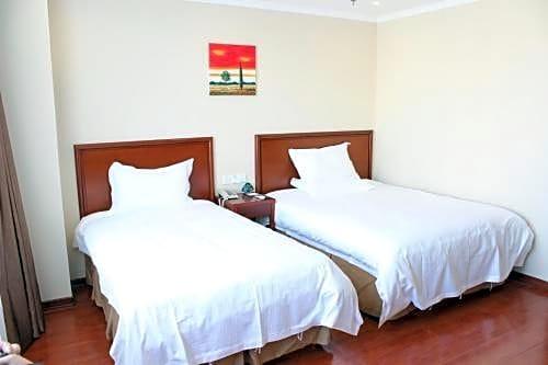 Greentree Inn Nanjing Shanxi Road Cloth City Business Hotel