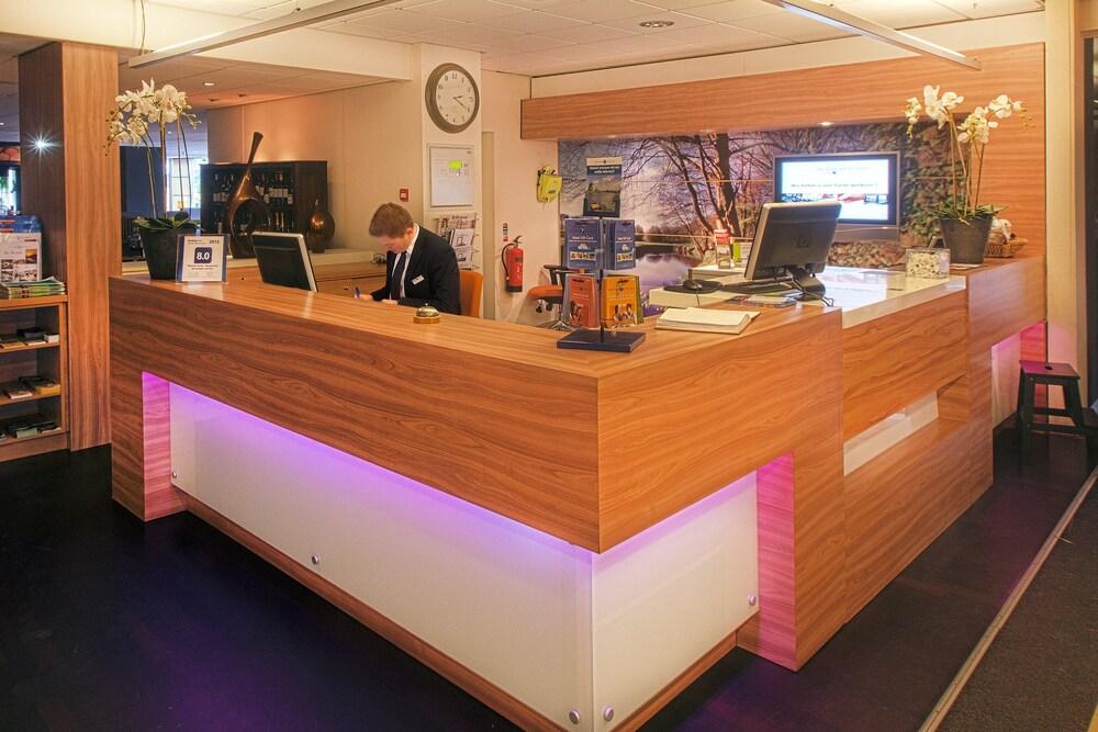 Gallery image of Fletcher Hotel Restaurant De Zeegser Duinen