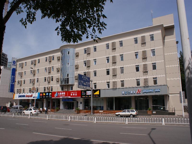Jinjiang Inn Tianjin Heping Anshan Road