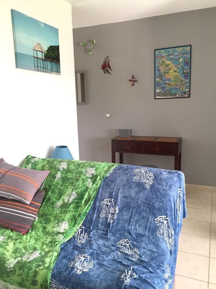 Apartment Rue du Balisier