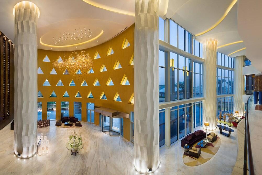 Burj Rafal Riyadh a Marriott International Hotel
