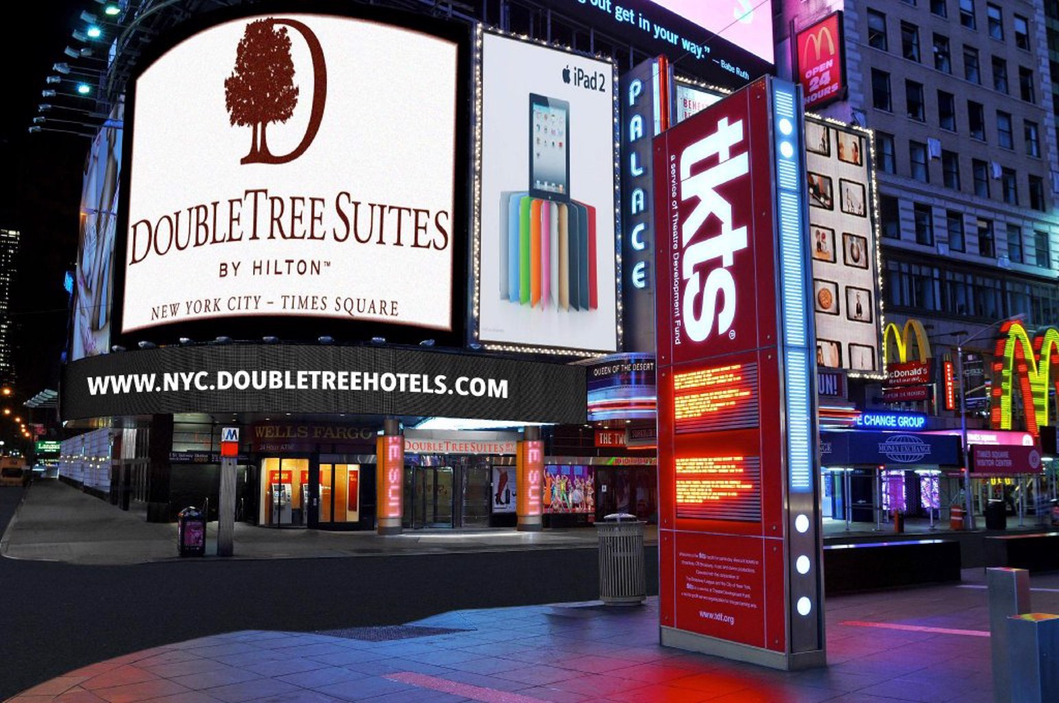 DoubleTree Suites by Hilton Hotel New York City