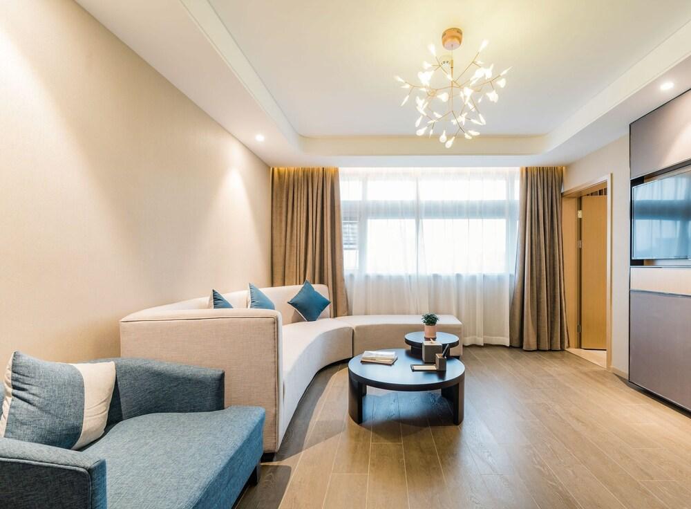 Atour Hotel 1st Ave Development Zone Tianjin