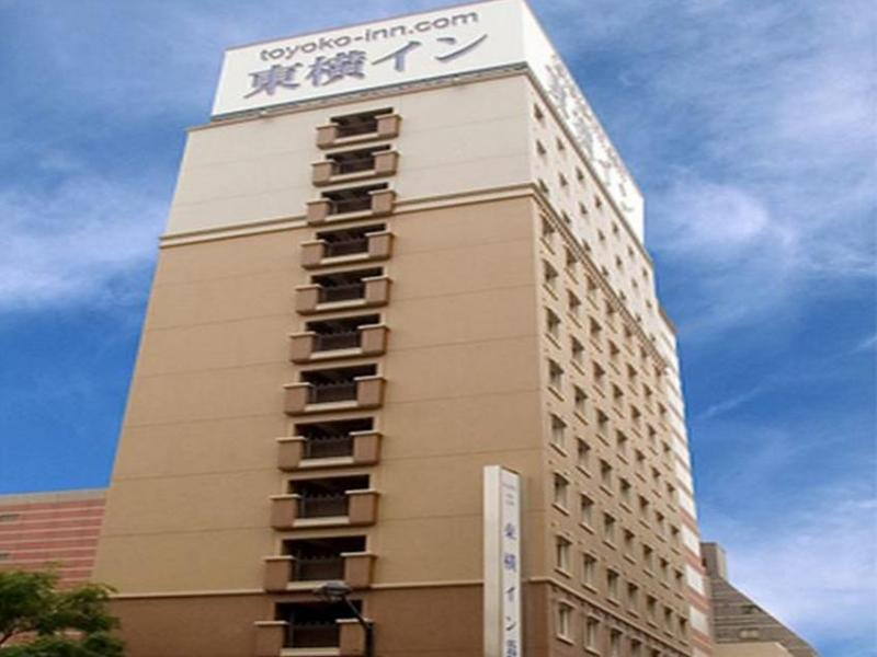 Toyoko Inn Hiroshima eki Minamiguchi migi
