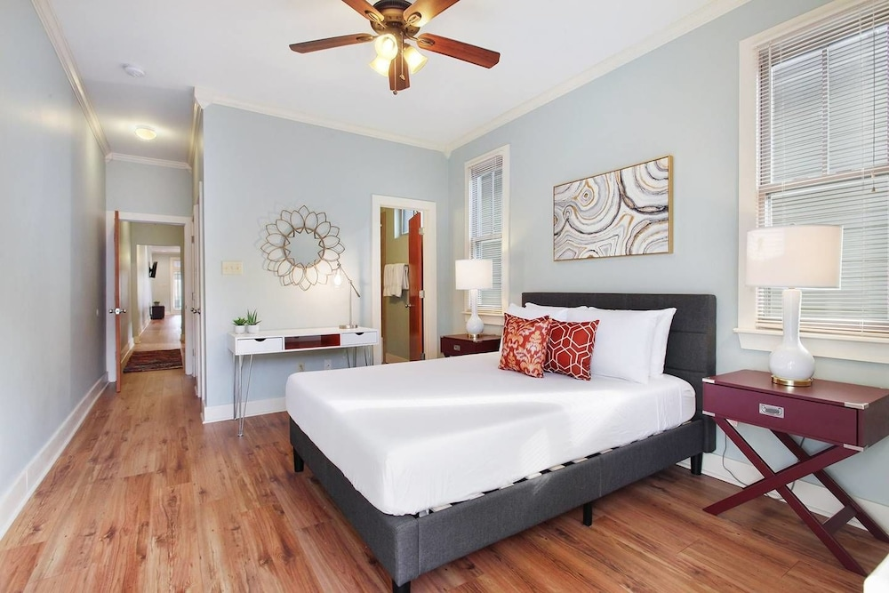 Classic 2br 2ba Home in Heart of Nola by Domio