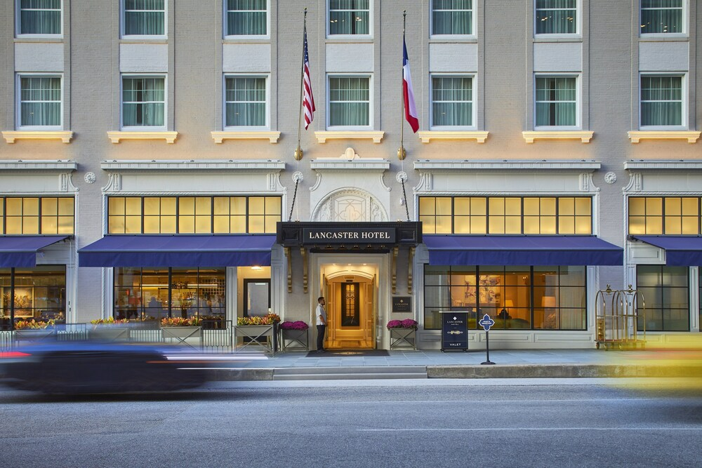 The Lancaster Hotel