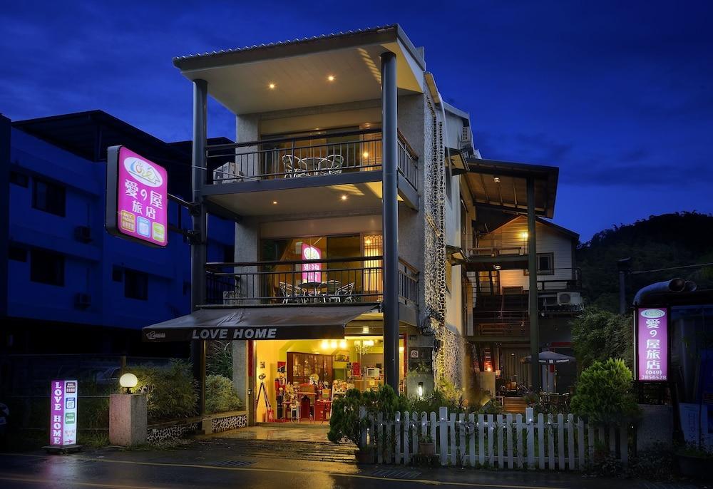Sun Moon Lake Love Home Garden Inn