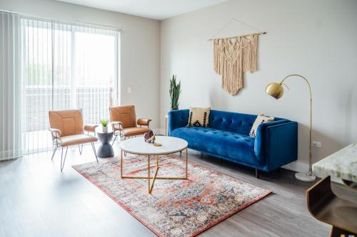 Stylish 2BR in Oakbrook with Free Parking OAK1