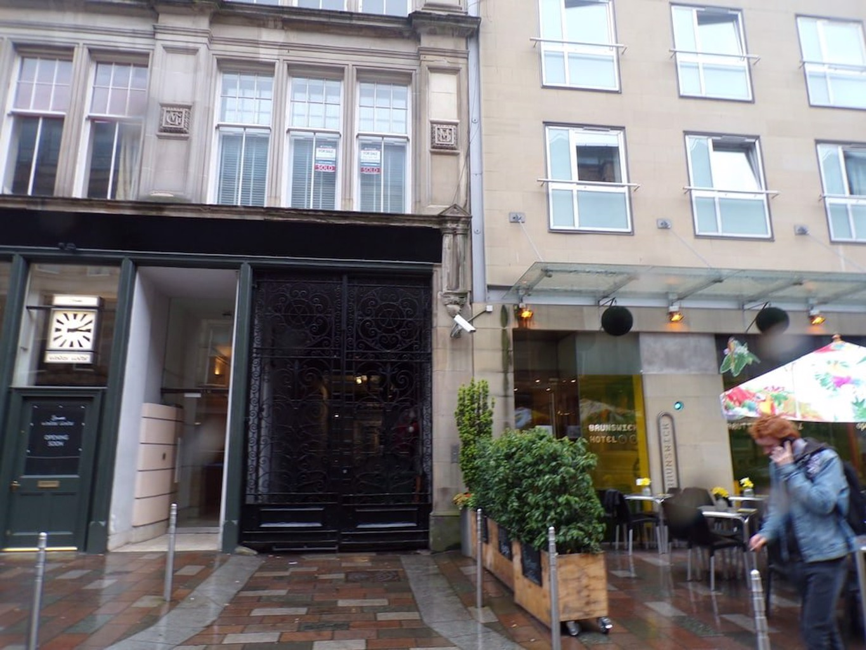 City Centre Brunswick Street Suite