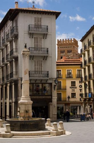 Sercotel Torico Plaza - Teruel