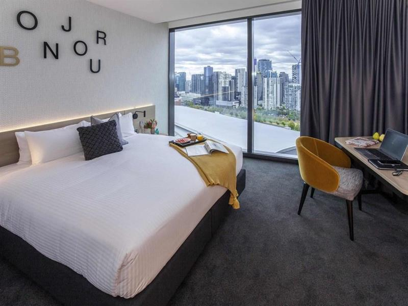 Novotel Melbourne South Wharf