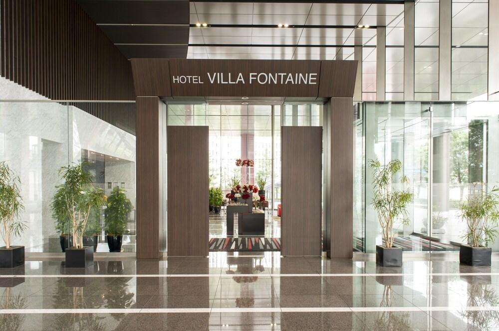 Hotel Villa Fontaine Grand Tokyo Tamachi