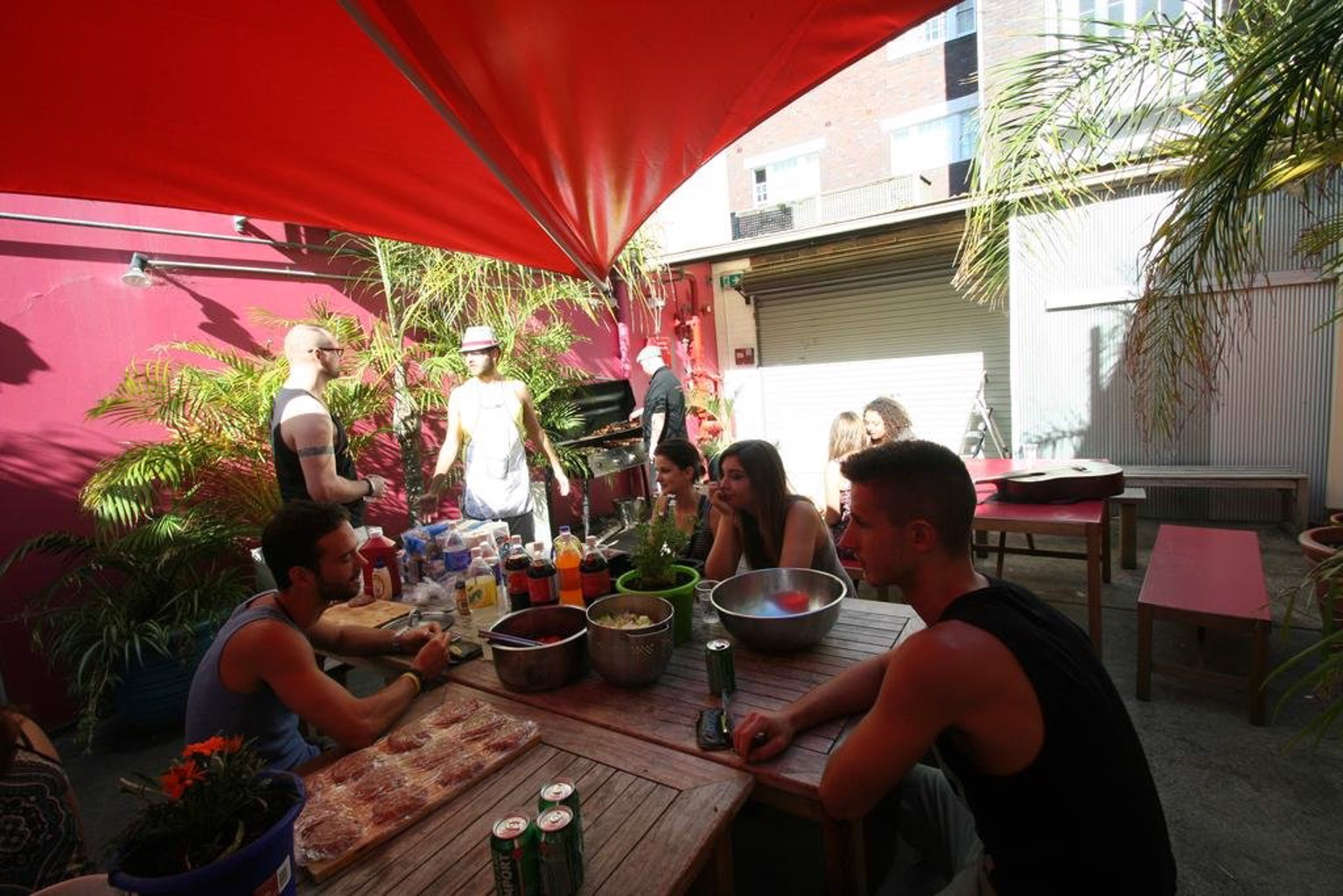 Gallery image of Zing Backpackers