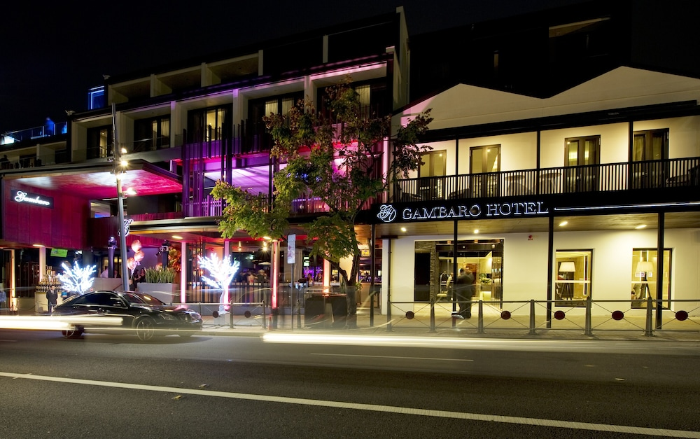 Gambaro Hotel Brisbane