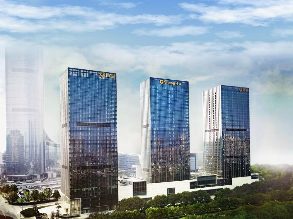 Shangri La Hotel Suzhou Yuanqu