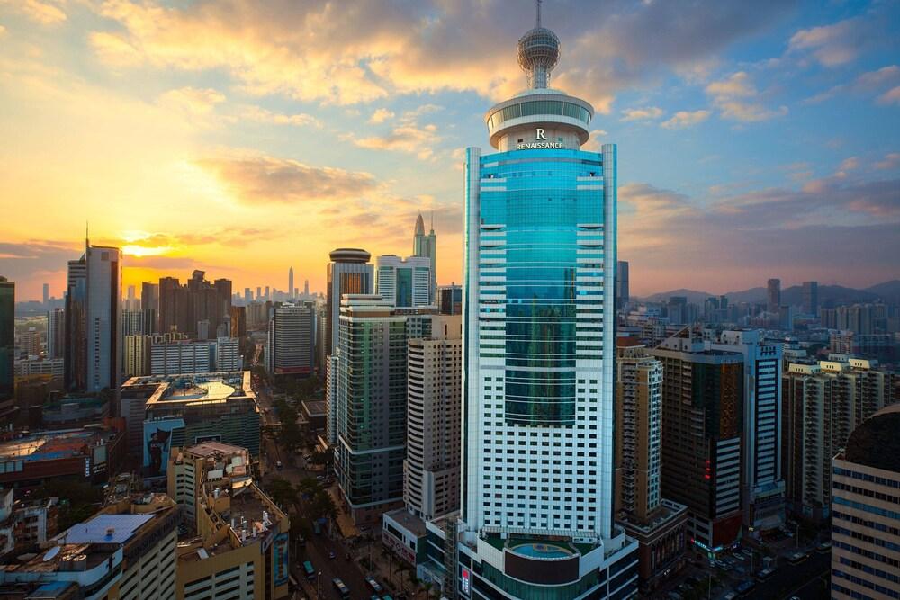 Renaissance Shenzhen Luohu Hotel