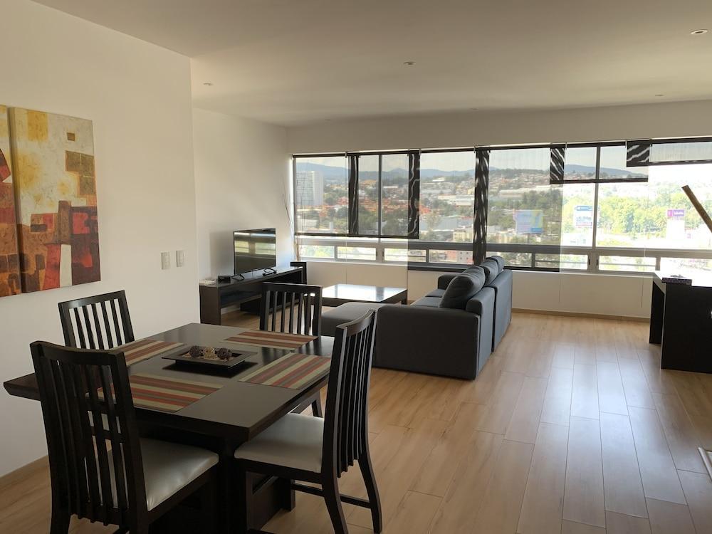 Contemporary Apartment Near the Hospital abc @santa Fe 1403