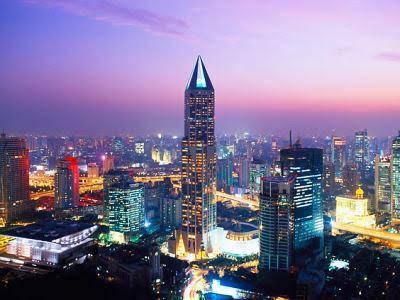 Tomorrow Square Shanghai Marriott Executive Apartments