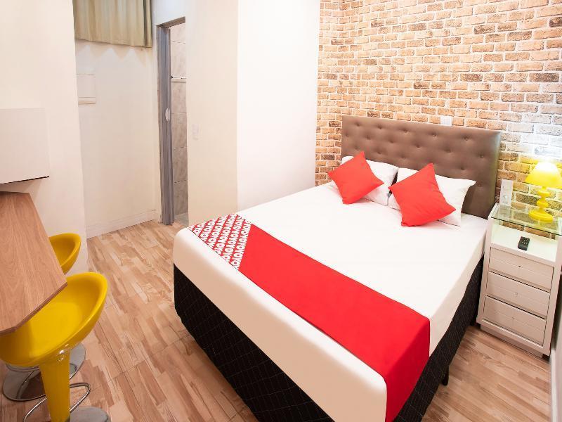 OYO Hotel Urban Mooca 9 minutos de distância do Mercado Municipal