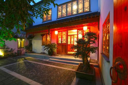 Floral Hotel Shu Yi Ge Tongli