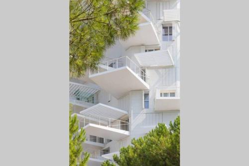 Architectural jewel Arbre Blanc luxury 1 BR apt