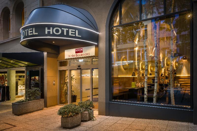 Novum Hotel Boulevard Stuttgart City