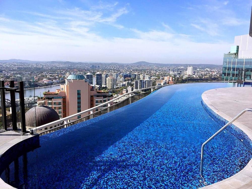 Brisbane Central Highrise 1bed GYM Pool Qbn550 25
