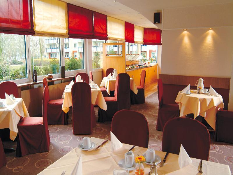Leonardo Berlin Brandenburg Airport (لئوناردو برلین براندنبورگ ایرپورت) Restaurant