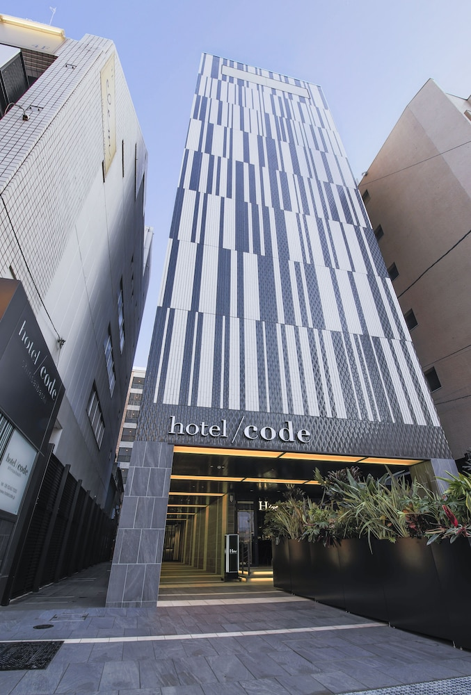 Hotel Code Shinsaibashi