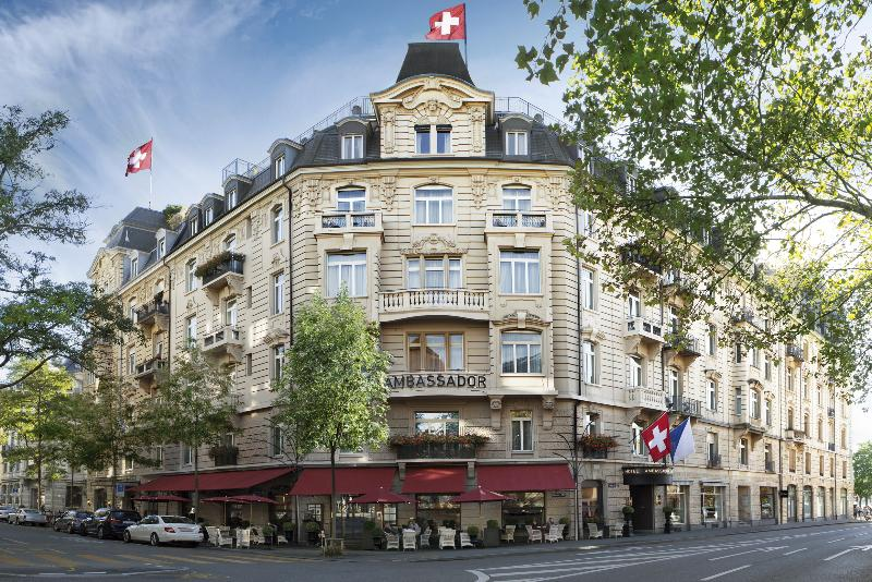 Small Luxury Hotel Ambassador Zürich