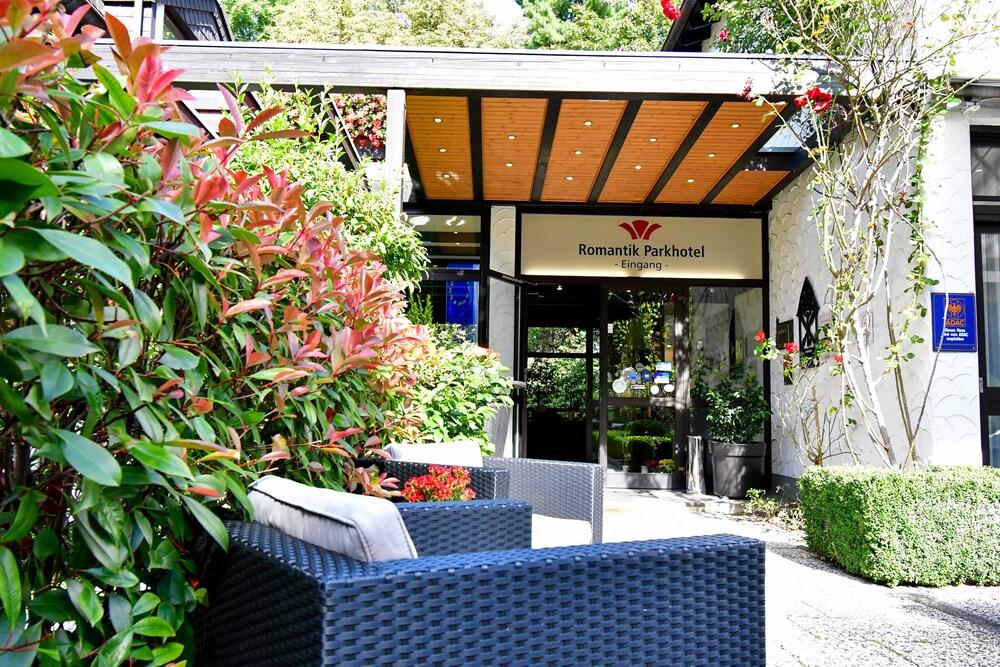 Romantik Parkhotel am Hammerberg