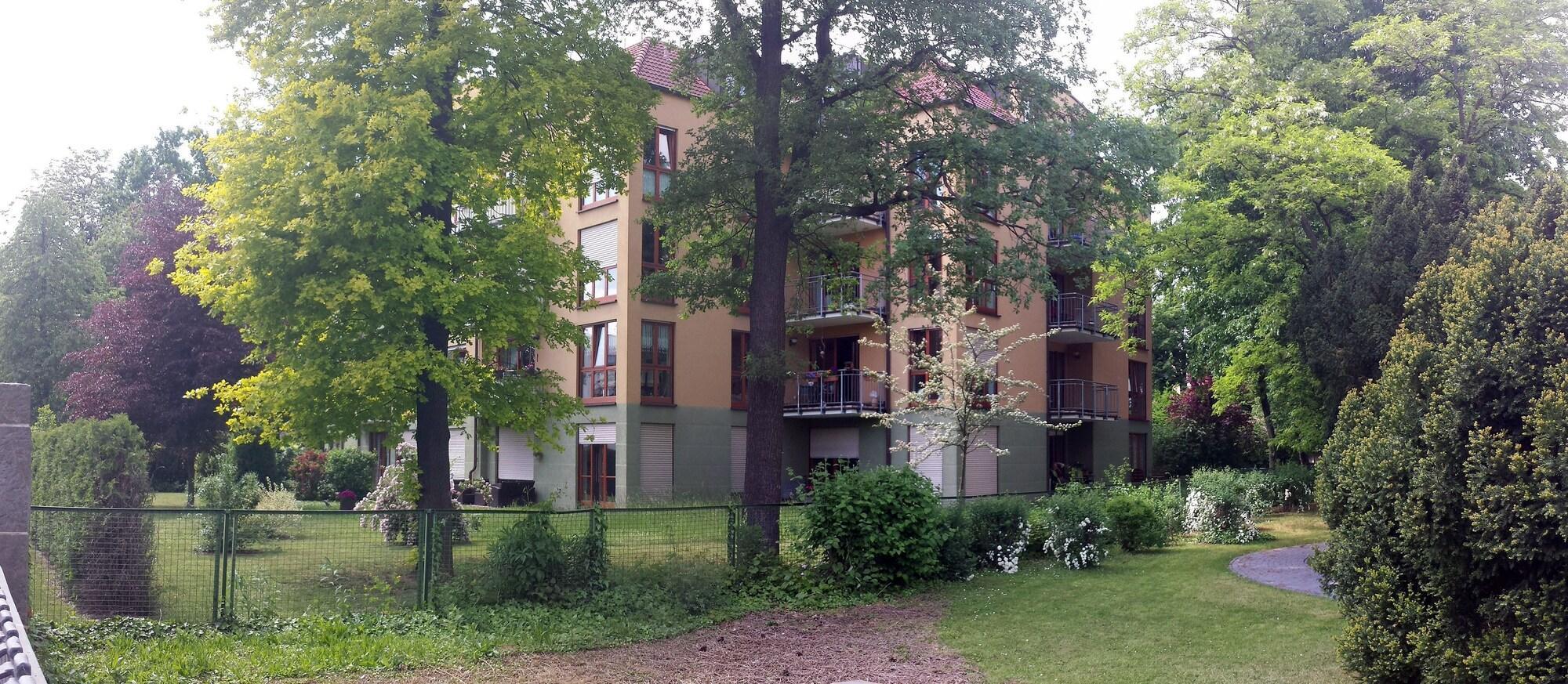 FeWo III und IV Altstadt Am grossen Garten