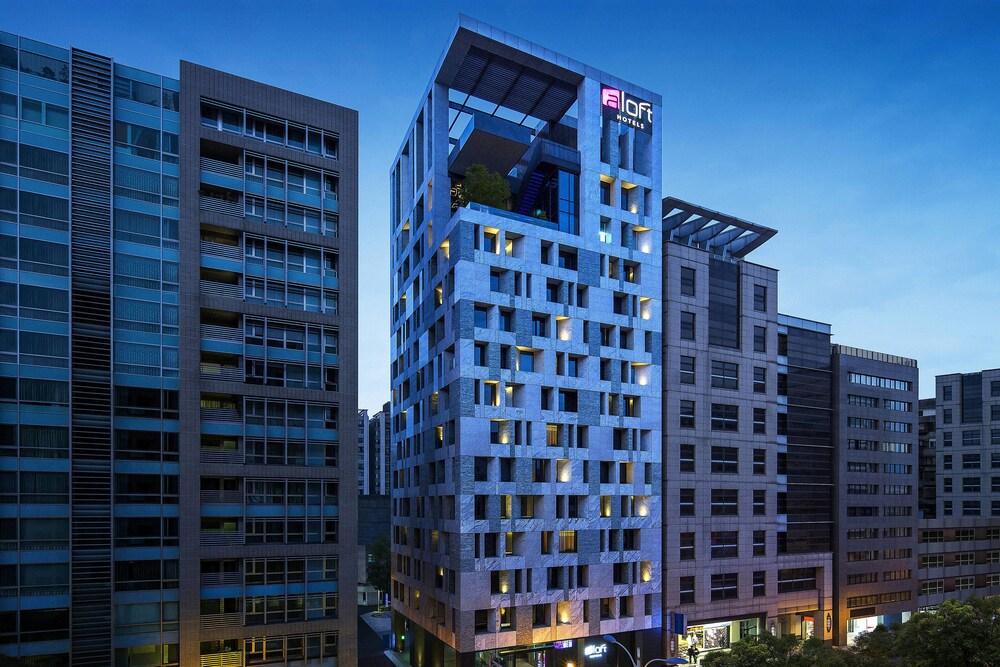 Aloft Taipei Zhongshan