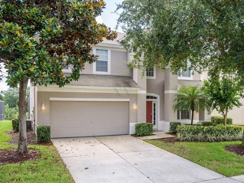 Cozy House with Heated Pool and Spa in Resort Near Disney 2637