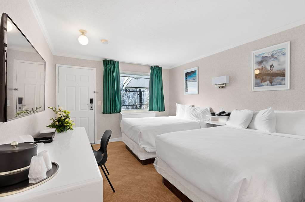 Gallery image of SureStay Hotel by Best Western Rossland Red Mountain