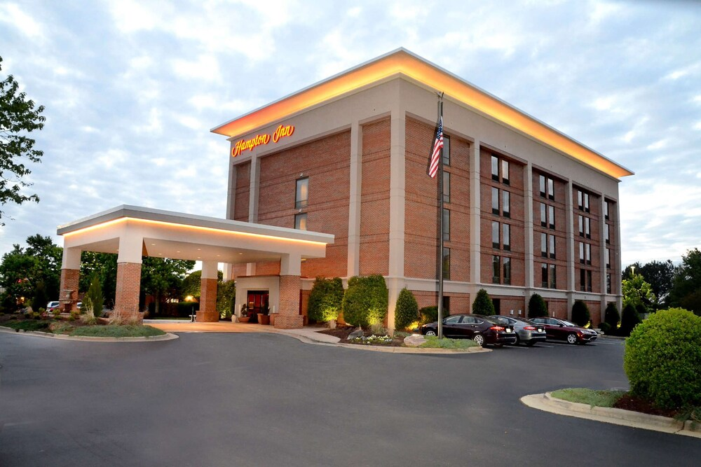 Hampton Inn Raleigh Capital Blvd. North