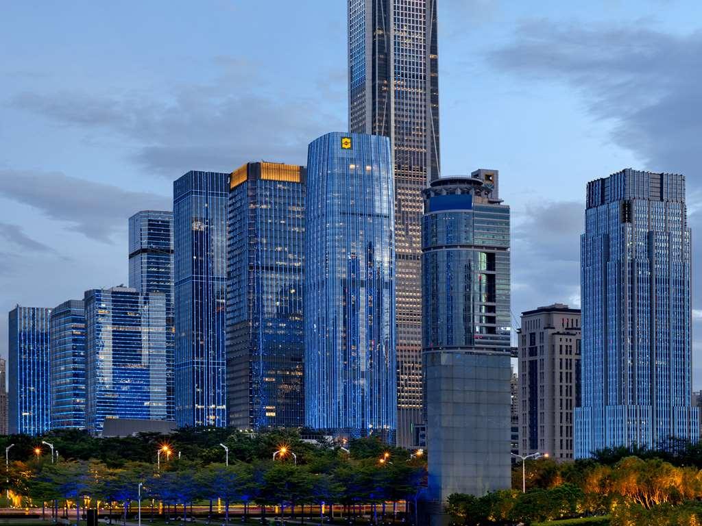 Futian Shangri La Hotel Shenzhen
