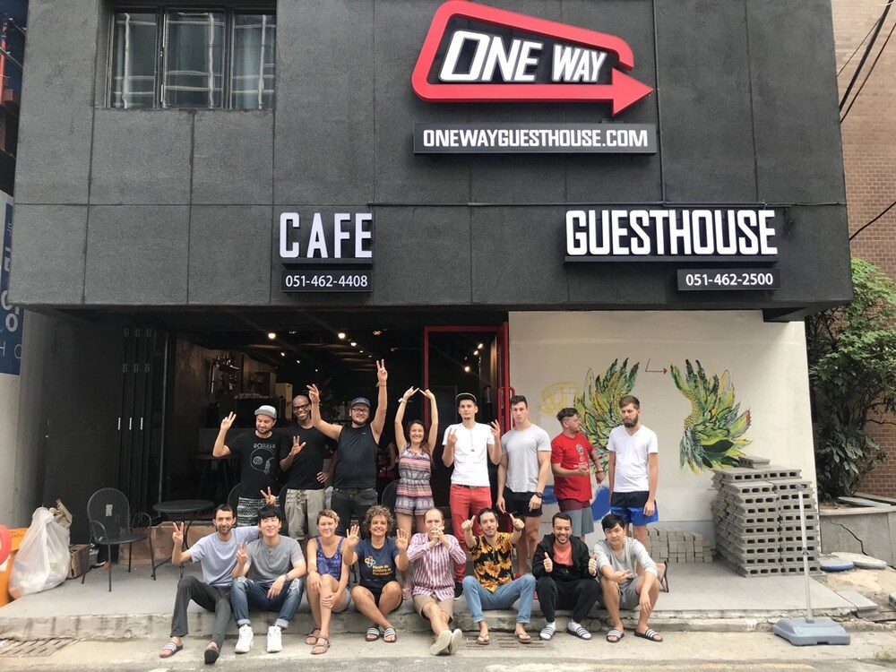 One Way Guesthouse Busan Hostel