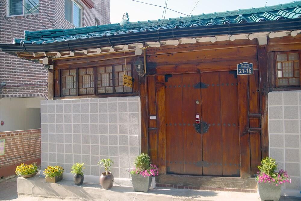 Seoul Lucky Guest House Hanok