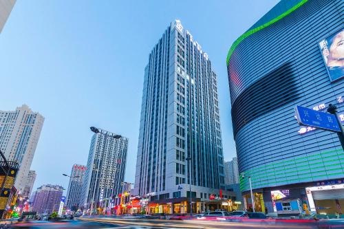 Kaiyuan Manju Hotel Harbin West Highway Station