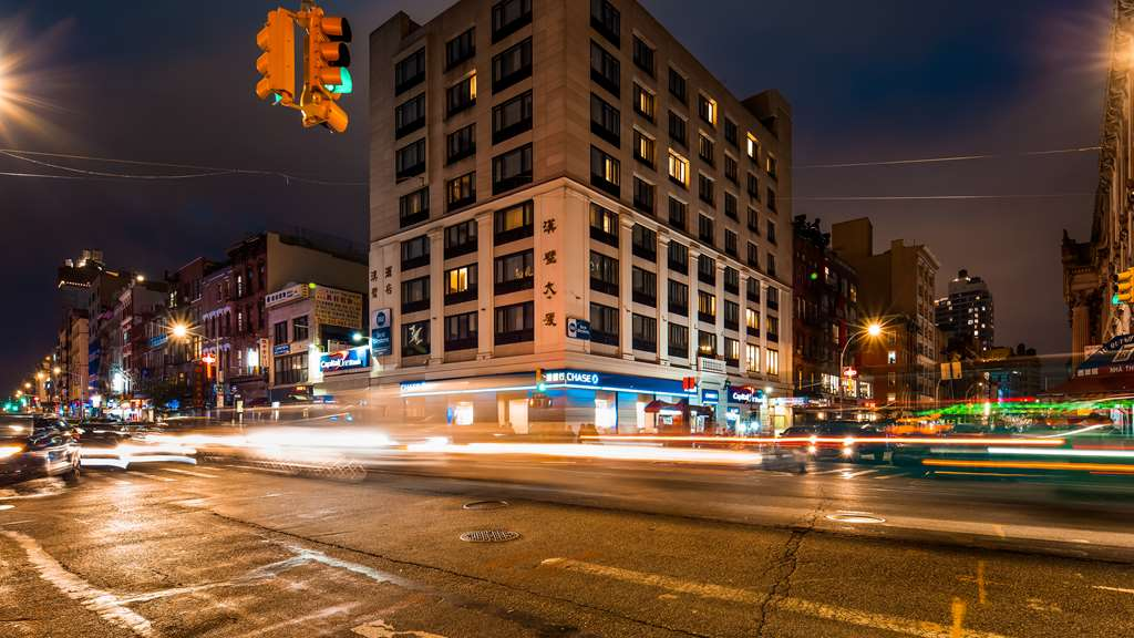 Best Western Bowery Hanbee Hotel - New York City
