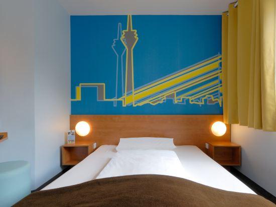 B&B Hotel Düsseldorf Hbf