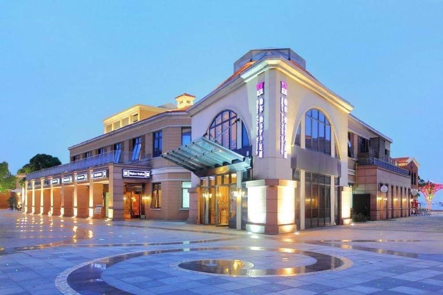Higher Hotel Suzhou Moonlight Wharf
