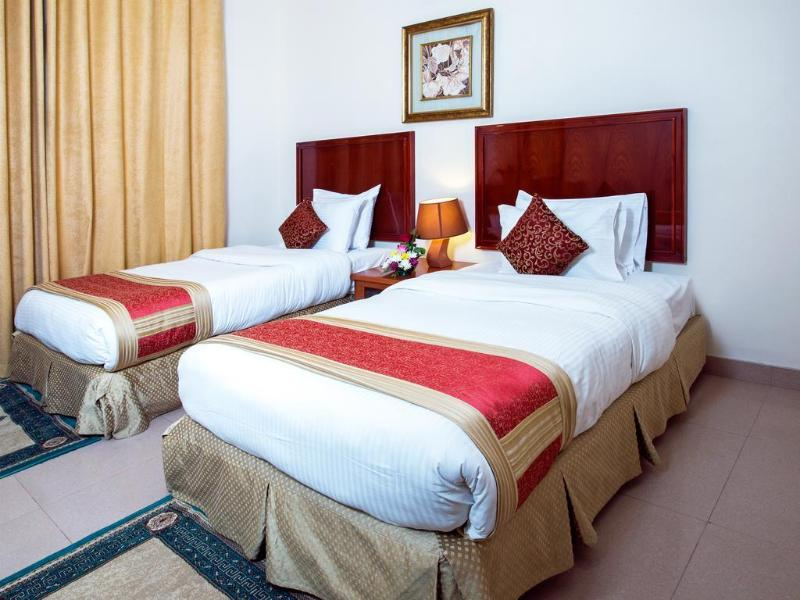 Gallery image of Safeer Plaza Hotel Apartments
