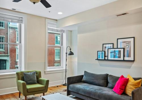 1BR In Old City 8min Walk To Liberty Bell