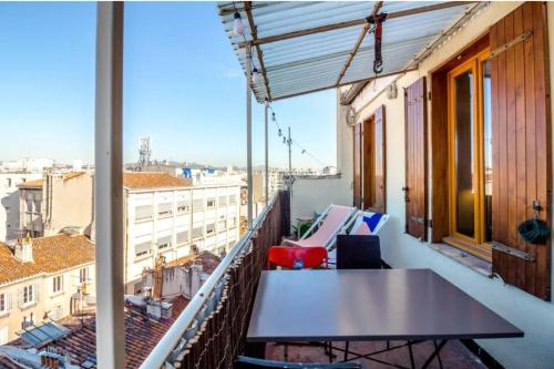 AGENCE PRO Very nice T2 with nice balcony Marseille