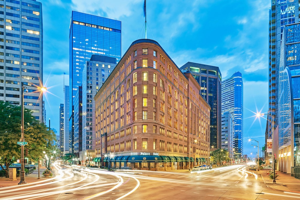 The Brown Palace Hotel and Spa Autograph Collection