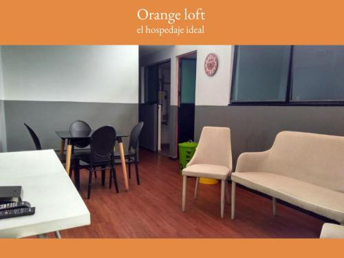 Orange Loft Goldsmith